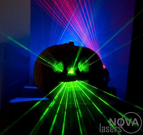 laser pumpkin carving